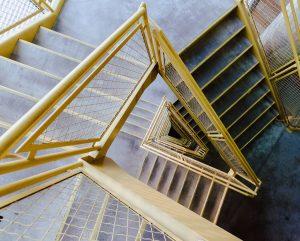 Escalier limon